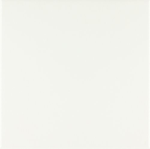 3dRose ct_159881_3 Pure White Bright Colorless Plain Simple One Single Solid White Color Ceramic Tile, -