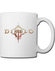 [ARPG Diablo 3 Fathom Studios Logo Custom Coffee/Tea Mug] (Diablo Reaper Of Souls Costume)