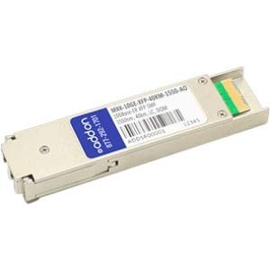Add On Zhone MXK-10GE-XFP-40KM-1550 Compatible TAA Compliant 10GBase-ER XFP Transceiver (SMF, 1550nm, 40km, LC, DOM) ()