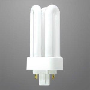 PLT 13 WATT PLUG IN COMPACT FLUORESCENT LAMP 3500K PLT13W/35K/GX24q-1/4 Pin - SUPRA LIFE 35k Compact Fluorescent Lamp
