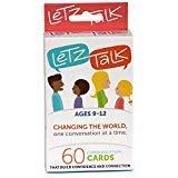 Letz Talk Card Game for...