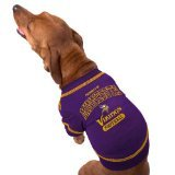 Cheap MINNESOTA VIKINGS Dog T-Shirt, X-Small