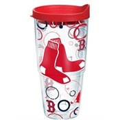Tervis Tumbler MLB Boston Red Sox Bubble Up Wrap 24oz with Travel Lid