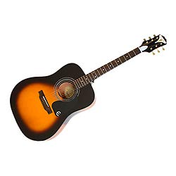 Epiphone Pro-1 Acoustic-Vintage Sunburst for sale  Delivered anywhere in Canada