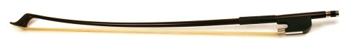 Glasser Fiberglass Bow with Horsehair with French Grip (3/4 Bass) by Glasser (Image #1)