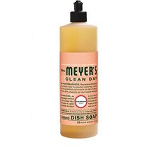 Mrs. Meyer's Clean Day Dish Soap, Geranium, 16-Ounce Bottles (Case of 6)