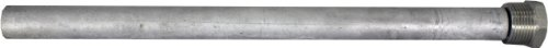Duda Solar alumrod33cm Zinc-Aluminum Anode Rod for Water Heater Tanks & Solar Water Heater Systems (Zinc Water Heater Anode compare prices)