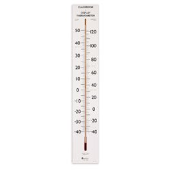 Classroom Giant Thermometer (Giant Classroom Thermometer)