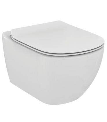 Vaso Bidet Combinato Ideal Standard.Vaso Sospeso Aquablade Bianco Ideal Standard Tesi T354701