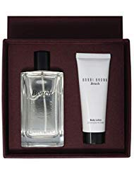 Bobby Cologne - Bobbi Brown Beach Getaway Set: 3.4 oz Eau de Parfum Spray + 1.7 oz Hand & Body Lotion