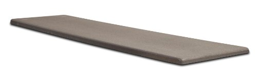 Gray Diving Board - S.R. Smith 66-209-268S24 Fibre-Dive Replacement Diving Board with Clear Tread, 8-Feet, Gray Granite