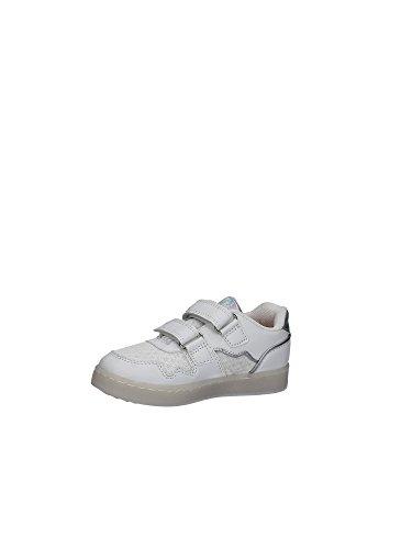 Lulù LS230004S Sneakers Bambino Bianco 27