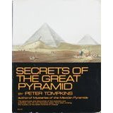 img - for Secrets of the Great Pyramid. book / textbook / text book