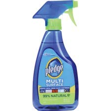(Pledge Multi-Surface Cleaner, Clean Citrus Scent, 16Oz Trigger Bottle,)