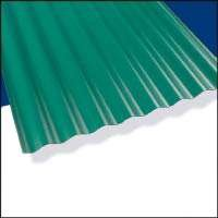 Palram Americas, Inc. 108977 Poly Carbonate Panel - Green
