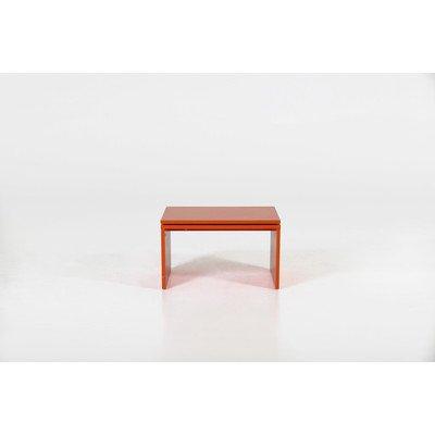 ABC home Table /à d/îner Style scandinave Blanc