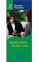 Let's Talk Facts About Choosing a Psychiatrist PDF
