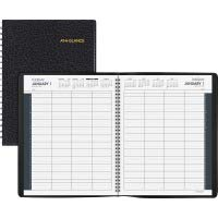 at-A-Glance Daily Appointment Book 2019, Eight-Person, Group, 8-1/2 x 10-7/8