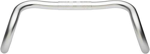 (Nitto Randonneur 42cm 25.4mm Silver bar)
