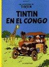 R- Tintin en el Congo (LAS AVENTURAS DE TINTIN RUSTICA)