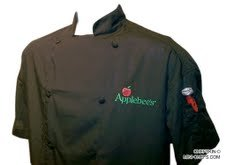 - CHEFSKIN Personalizable Customizable Embroidered Name Chef Jacket