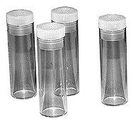(Glass Shell Vial, 1 Dram, 144 per)