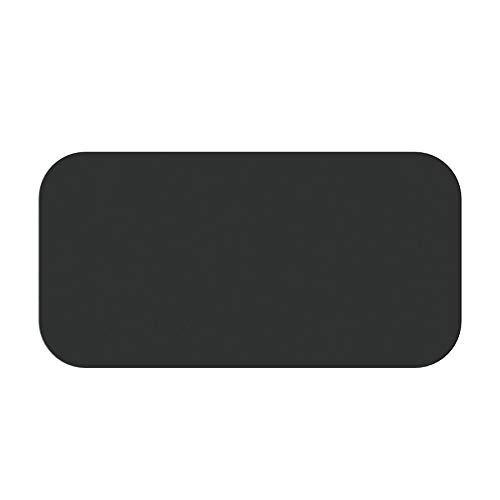 ningbao651 T10 3PCS Rectangle Plastic Webcam Cover Ultra-Thin Privacy Protector Camera Shutter Sticker for Phone Tablet Notebook Desktop