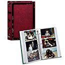 Photo Albums Pioneer Classic 3 Ring Photo Album with Burgundy Cover, Holds 504 Photos, 3 per Page