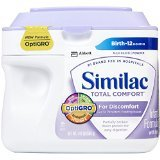 Similac Total Comfort Baby Formula - Powder - 22.5 oz