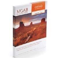 Moab Entrada Rag Bright 300gsm 17''x22'' - 25 sheets R08-ERB300172225 by Moab
