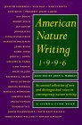 American Nature Writing 1996, John A Murray, 0871563894