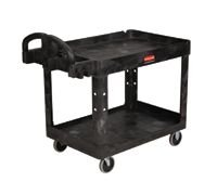 Service-2-Shelf-Cart-36X24-Struct-Foam-Bei24-X-36-Service-Cart-500