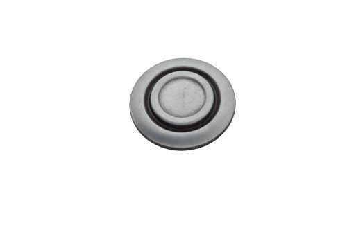 Hickory Hardware P121-AP 1-3/8-Inch Cavalier Cabinet Knob, Antique Pewter