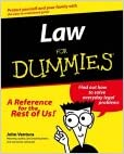 Book Law For Dummies