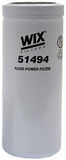 Wix 51494 Spin-On Hydraulic Filter, Pack of 1