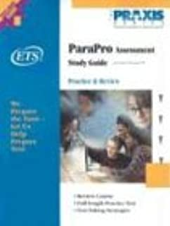 Paraprofessional study guide 2018 2019 parapro assessment review parapro assessment study guide test codes 0755 and 1755 the praxis series fandeluxe Gallery
