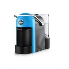 Lavazza-Jolie-Mquina-de-caf-en-cpsulas-06L-1tazas-Negro-Azul-Cafetera-Independiente-Semi-automtica-Mquina-de-caf-en-cpsulas-Lavazza-A-Modo-Mio-Cpsula-de-caf-Negro-Azul