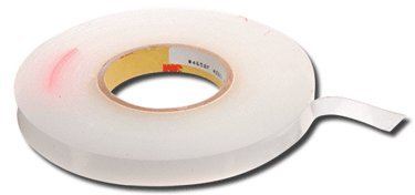 CRL Clear 3M™ 3/4'' Removable Double Coated Acrylic Foam Tape - 4658F34