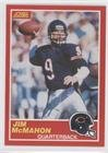 Jim Mcmahon Football - 7