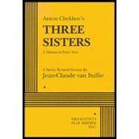 The Three Sisters, Anton Chekhov and Jean-Claude Van Itallie, 0822214512