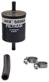 WIX 58964 Magnetic In-Line Transmission Filter by Wix