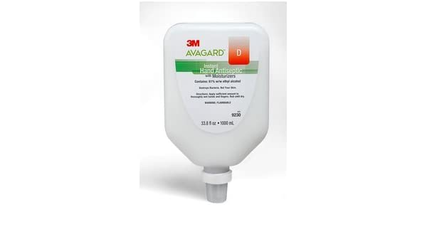 Amazon Com 3m Avagard D Instant Hand Antiseptic With