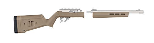 Magpul Hunter X-22 Takedown Stock for Ruger 10/22 Takedown, Flat Dark Earth (Best Barrel Length For Ruger 10 22)