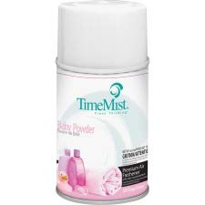 (TimeMist Metered Dispenser Baby Powder Scent Refill )