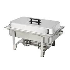 Full Size 8 quart Chafing Dishes MLS Group Cooking Run