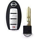 New 4 Button 2016 Nissan Altima Nissan Maxima Smart Proximity Keyless Remote 285E3-9HS4A -