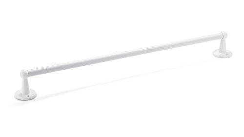 (Richelieu Hardware - 40901 - Towel Bar - Euro Collection - White  Finish)