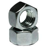 1inch-8 Heavy Hex Nut, Coarse, Stainless Steel 316 (25/Pkg.)