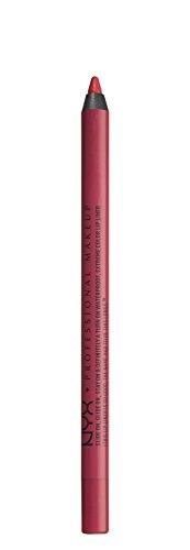 NYX PROFESSIONAL MAKEUP Slide On Lip Pencil - Rosey Sunset, Strawberry Pink