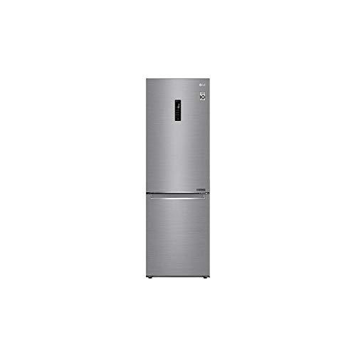 LG FRIGORIFICO GBB71PZDZN 186x60 A++ NO Frost INOX ...